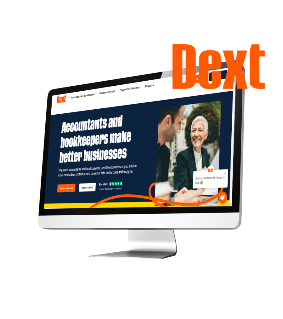Dext Desktop Website